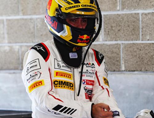Após vencer na Stock Car, Felipe Fraga encara desafio em Barcelona